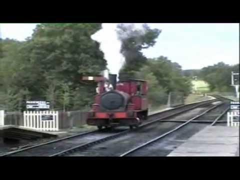 Bluebell Railway Vintage Transport Weekend pt 5 Sat 13 Aug 2011