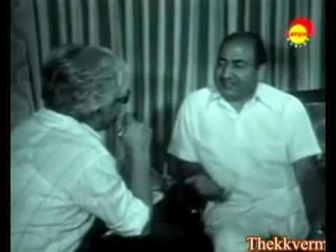 Mohammed Rafi Sahab's Interview