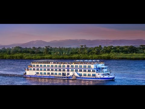 Philae – Panoramic Views of the River Nile