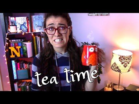 TEA TIME #8: Editing a Novel is Hard!