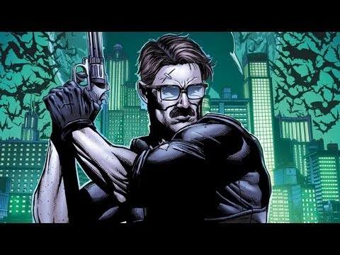 Gotham City TV Show About James Gordon Coming 2014