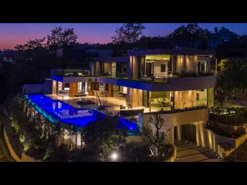 1251 Shadow Hill Way Beverly Hills Ca 90210 House For Sale Youtube