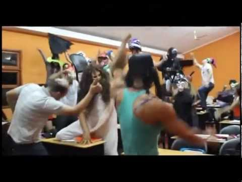 Harlem Shake. Lincoln Institute Iguazú