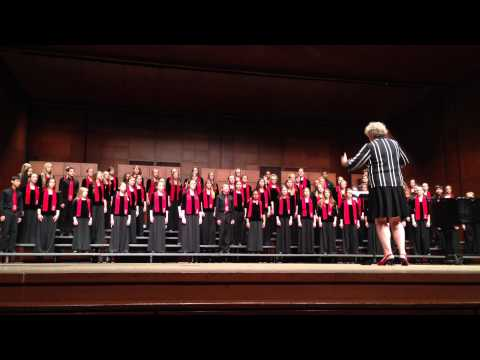 Ban, Ban, Caliban - Dan Forrest- Cincinnati Children's Choir