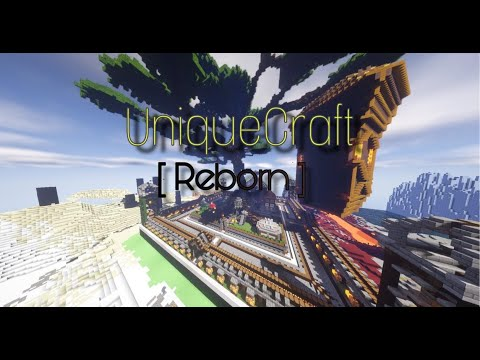 UniqueCraft Reborn (BRAND NEW 1.14.4) Trailer