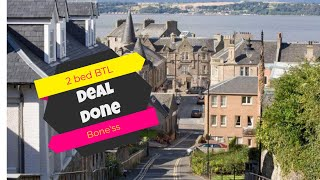 Deal Done with Jozef Toth - 2 bed BTL - Boness - Scotland