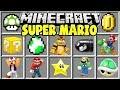 Minecraft MARIO MOD | YOSHI, MARIO, BOWSER, GOOMBAS & MORE!!