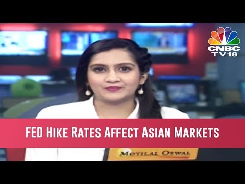 Federal Reserve Hikes Rate For The 4th Time In 2018: Asian Markets Down | Power Breakfast