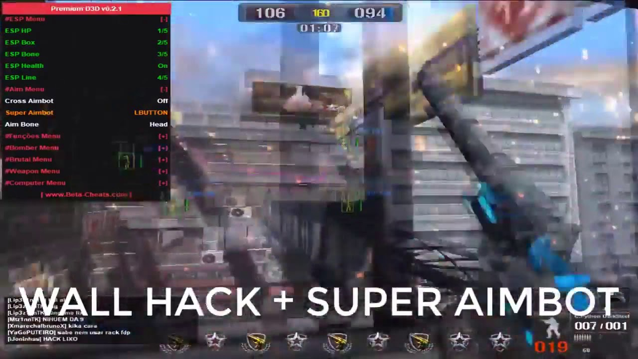 HACK POINT BLANK 2019 - YouTube