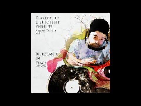 NUJABES - Ristorante Mixtape - Side B