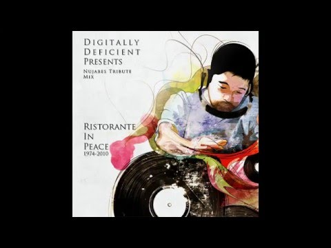 NUJABES - Ristorante Mixtape - Side B