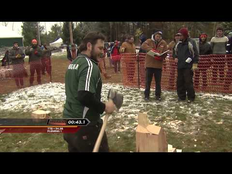 2014 Fleming Logger Sports Competition - Part 2