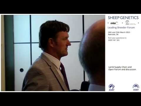 Session 2   Lamb Supply Chain forum