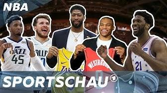 NBA: 5 Teams, auf die wir uns am meisten freuen I Sportschau
