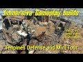 Tenpines Bluff Defense and Mini Tour (Immersive Gameplay mod)