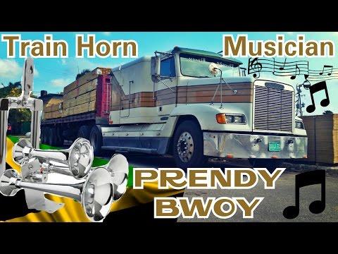Train Horn Musician - Prendy Bwoy - JaStyle