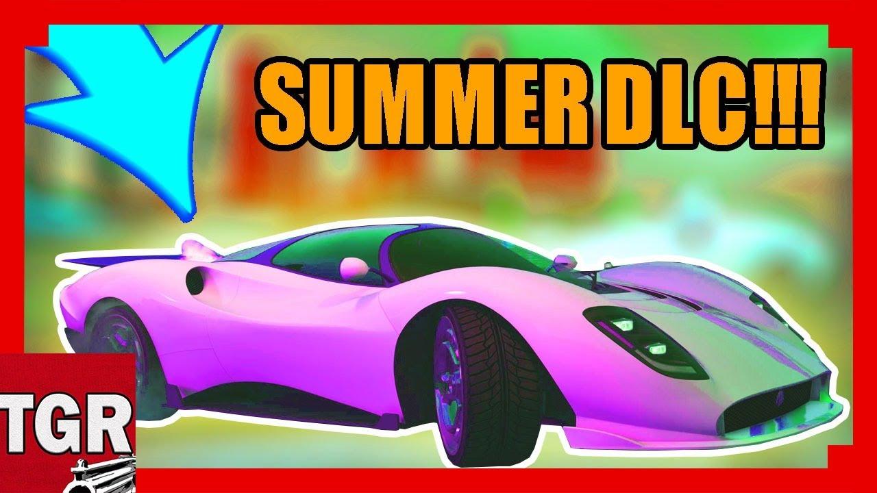 GTA Online: Summer DLC 5 Days Away! Helping Subs Make Money For Summer DLC! (PS4)