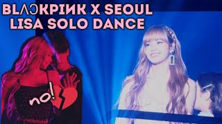 Lisa Dance Set x Blackpink Seoul Concert D2
