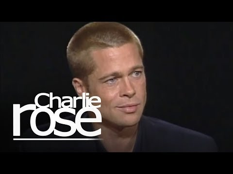 Brad Pitt talks with Charlie Rose | Charlie Rose