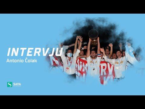 Antonio Čolak nakon Lokomotive - finale Kupa Hrvatske (2019./2020.)