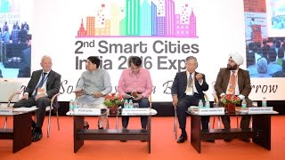 smart cities india 2016 expo international exhibition conference