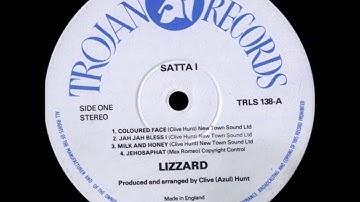 Lizzard - Milk & Honey - LP Trojan 1976 - ROOTS REGGAE 70'S DANCEHALL