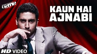 'Kaun Hai Ajnabi'  Game (Full Song) | Feat. Abhishek Bachchan, Kanga …
