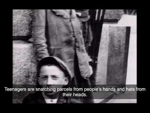 A Day in a Warsaw Ghetto