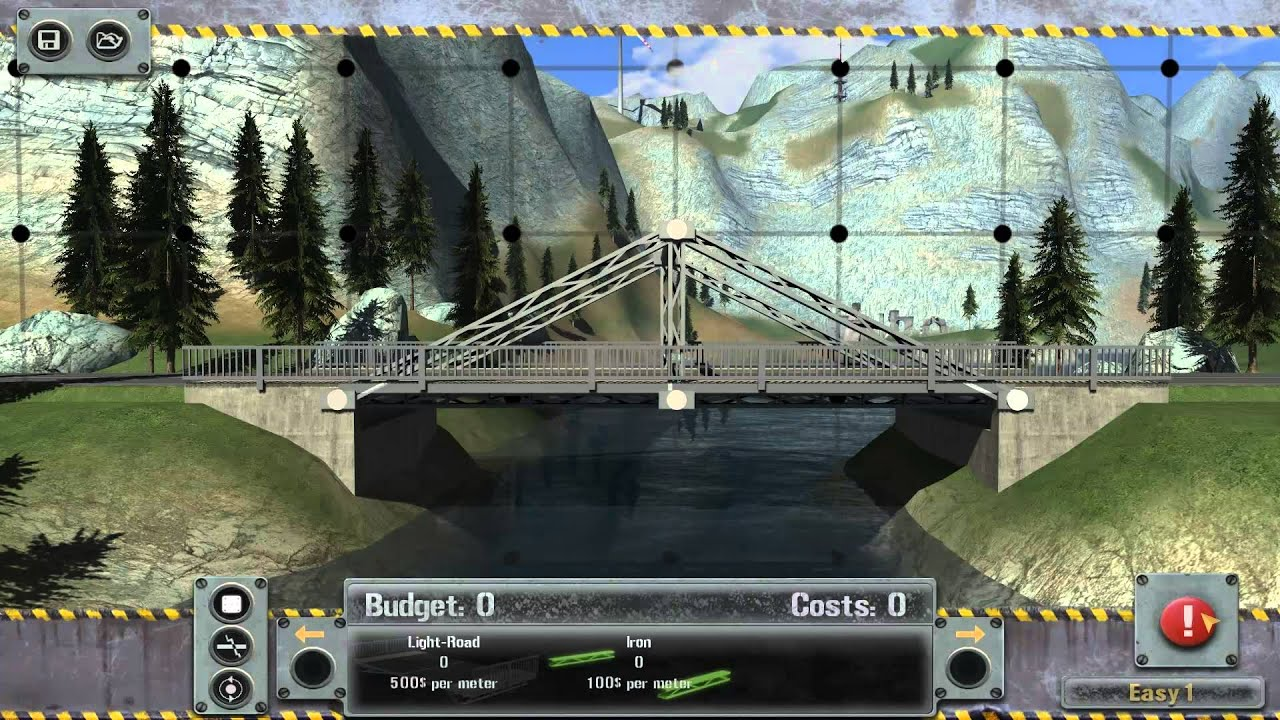 Скачать симулятор строительство мостов