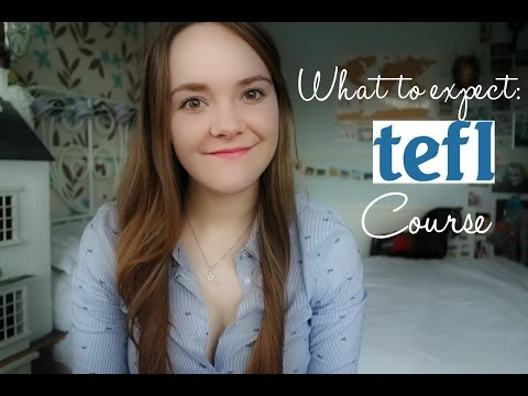 TEFL Classroom Courses: What To Expect