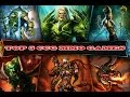 NEW!! Top 5 Online Card Combat MMO Games (CCG) 2015!