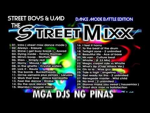 Street Boys & UMD Dance Mode Battle Edition The Street Mixx (DJ Knight)