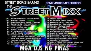 Street Boys & UMD Dance Mode Battle Edition The Street Mixx (DJ Knight)