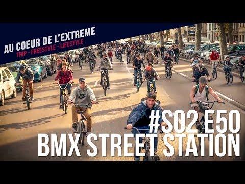 ACDE 50 BMX STREET STATION
