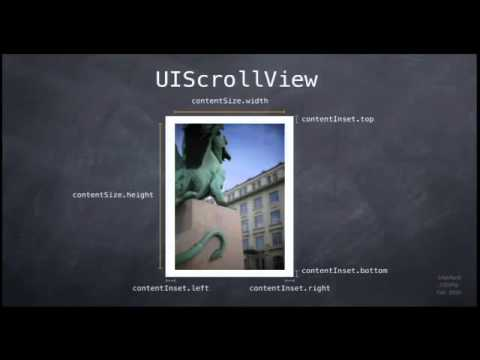 Stanford University - iPhone Programming Tutorial 9 - Image View, Web View, and Scroll View - YouTube