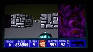 Wolfenstein 3D: E2M6