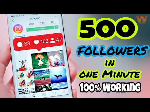 How To Get INSTAGRAM FOLLOWERS Without HUMAN VERIFICATION | 100% Genuine & Secure