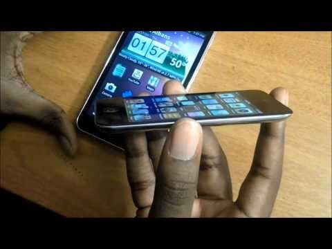 Samsung Galaxy Player 5.0 Review Part 2