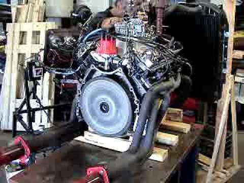 350/350hp Turn-key Crate Oldsmobile Motor by Eddies Performance