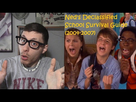 Ned's Declassified School Survival Guide (2004-2007) Review - Nitpick Critic