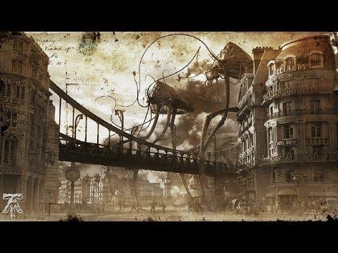 Der Krieg Der Welten - H.G. Wells - Sci-Fi Hörspiel (1938/1977)