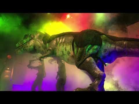 Dinosaur World Live Review Bristol Hippodrome
