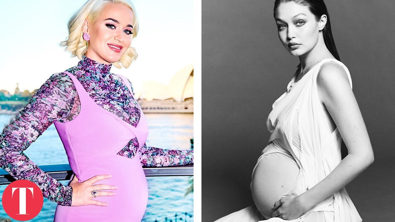 20 Celebrities that got Pregnant during a Pandemic