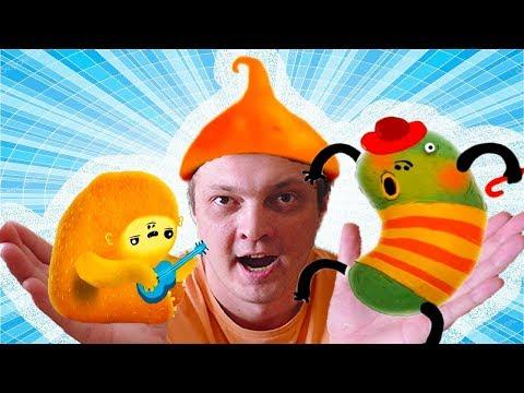 Приключения ЧЕРНОГО ЗВЕРЬКА МАЛЫШ Chuchel ТРЕТЬЯ ЧАСТЬ! игра мультик детский летсплей video games fo