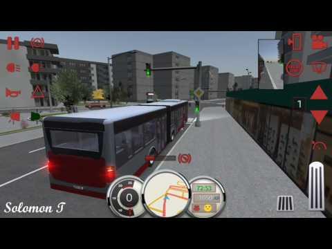 Bus Simulator 17 - Mercedes-Benz Citaro + Custom Route & More