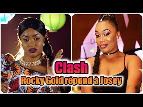 Clash 🔴🔥 Rocky Gold répond à Josey