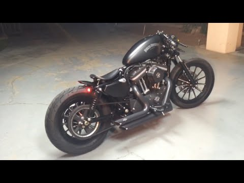 2013 harley davidson custom sportster sail youtube. Black Bedroom Furniture Sets. Home Design Ideas