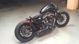 2013 Harley Davidson Custom Sportster - Sail