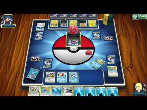 Pokemon TCG Online - Trainer Challenge City Championship - Kendall