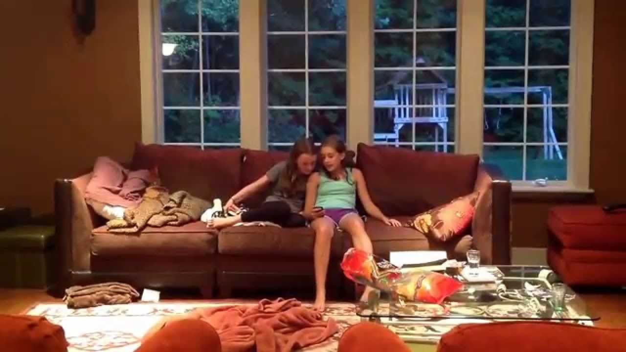 Fun Things To Do At A Girls Sleepover - Youtube-6892